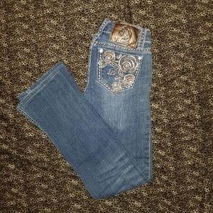 3/$15 L.A. idol bootcut jeans